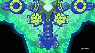Sym-Bionic Titan - Sym-Bionic Defence Mode Initiated