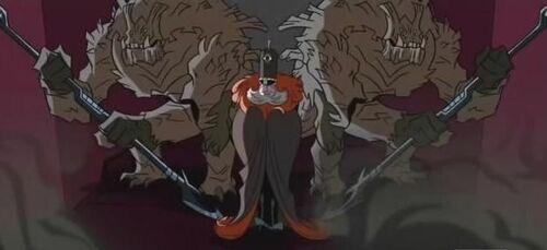 Lord Modula with Guard