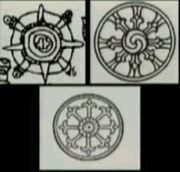 Dharmawheel HolyGrail StClairTomb