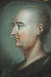 Jonathan Swift by Rupert Barber, 1745, National Portrait Gallery, London
