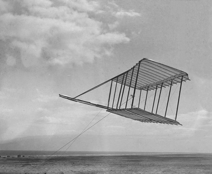 Wright-glider