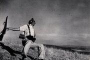 Caida del soldado en Cerro Muriano (1)