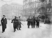 German communist fighters