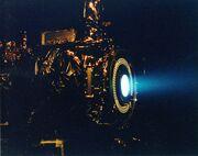 Ion thrust