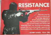 IRA Resistance Poster