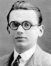 1925 kurt gödel