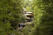 Fallingwater, also known as the Edgar J. Kaufmann, Sr., residence, Pennsylvania, by Carol M. Highsmith