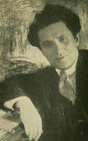 Grigorii Zinovieff 1920