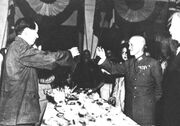 CCP and KMT front 1936