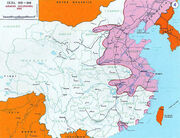 Japanese Occupation - Map