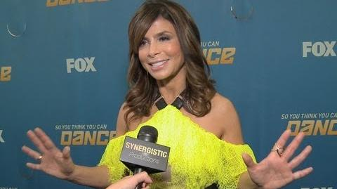 Paula Abdul - SYTYCD & New Project Ignite! Spark A Moment