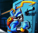 Sly 2: Band of Thieves/Characters