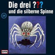 Die silberne Spinne