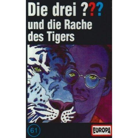 Datei:Cover- Die Rache des Tigers MC .jpg