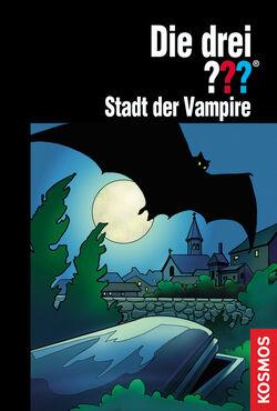 Stadt der vampire drei??? cover
