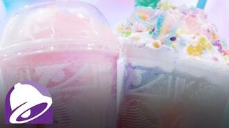 The Strawberry Poppin' Candy Freeze Coming August 31 Taco Bell