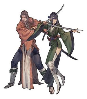 Swordmaster Artwork