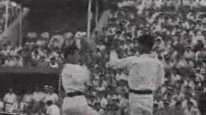 Tae kwon do 1956