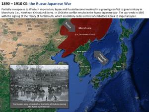 Korea 1910CE