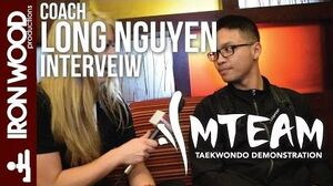 """The Story of Team-M Taekwondo"" Coach Long Nguyen Interview The Garage, TKD Philosophy & more!"