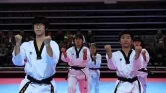 Taekwondowon PR video