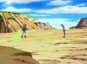 Terra and Sena's talk fight