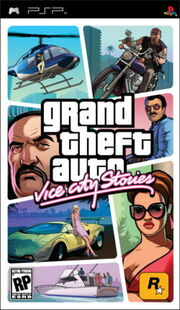 GTA Vice City Stories Cover (PSP)