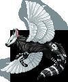 Nemesis silvfox male