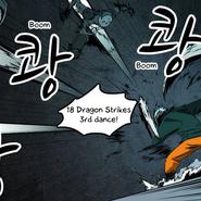 18 Dragon Strikes 3rd Dance