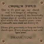 NOTICE1.church fund letter
