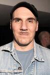 Corey Johnson - Spokeo - 2008 - The Last Days of Judas Iscariot - After Party at Almeida Theatre