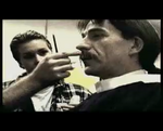 Marc Finn & Make-Up Assistant- Making-of 1996