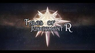 Tales of Judgement R PvP at Accel Dimension (Test)