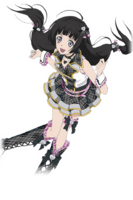(Songstress Warrior) Kohaku