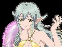 (Alluring Swimsuit Beauty) Muzet (Face)