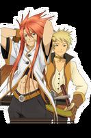 (UA) Luke & Guy