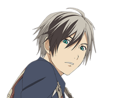 (Twin Swords of Shadow) Ludger (Face)