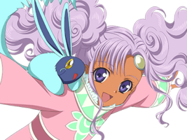 (Glimpse of Talent) Meredy (Face)