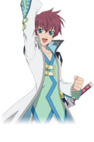(Ace of the Sword) Asbel