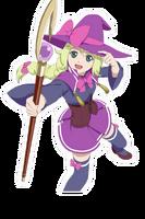 (Rogue Mage) Hoppa