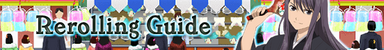 Rerolling Guide (Banner)