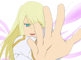 (Four Seraphim) Yggdrasill (Face)