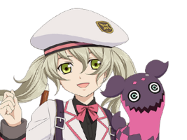 (Schoolgirl) Elize (Face)