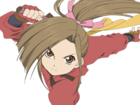 (Chief-to-be) Suzu (Face)