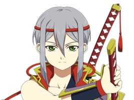 (Samurai Girl) Amakumo (Face)