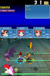 Tales of the Tempest gameplay