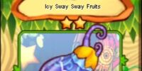 Icy Sway Sway Fruits
