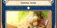 Carefree Urchin