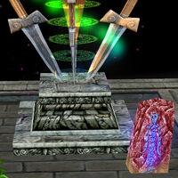 Statue of Sword