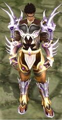 Greedy Wolf armor